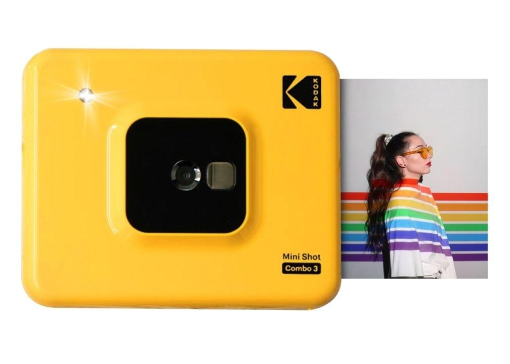 Kodak Mini Shot Combo 3 gelb