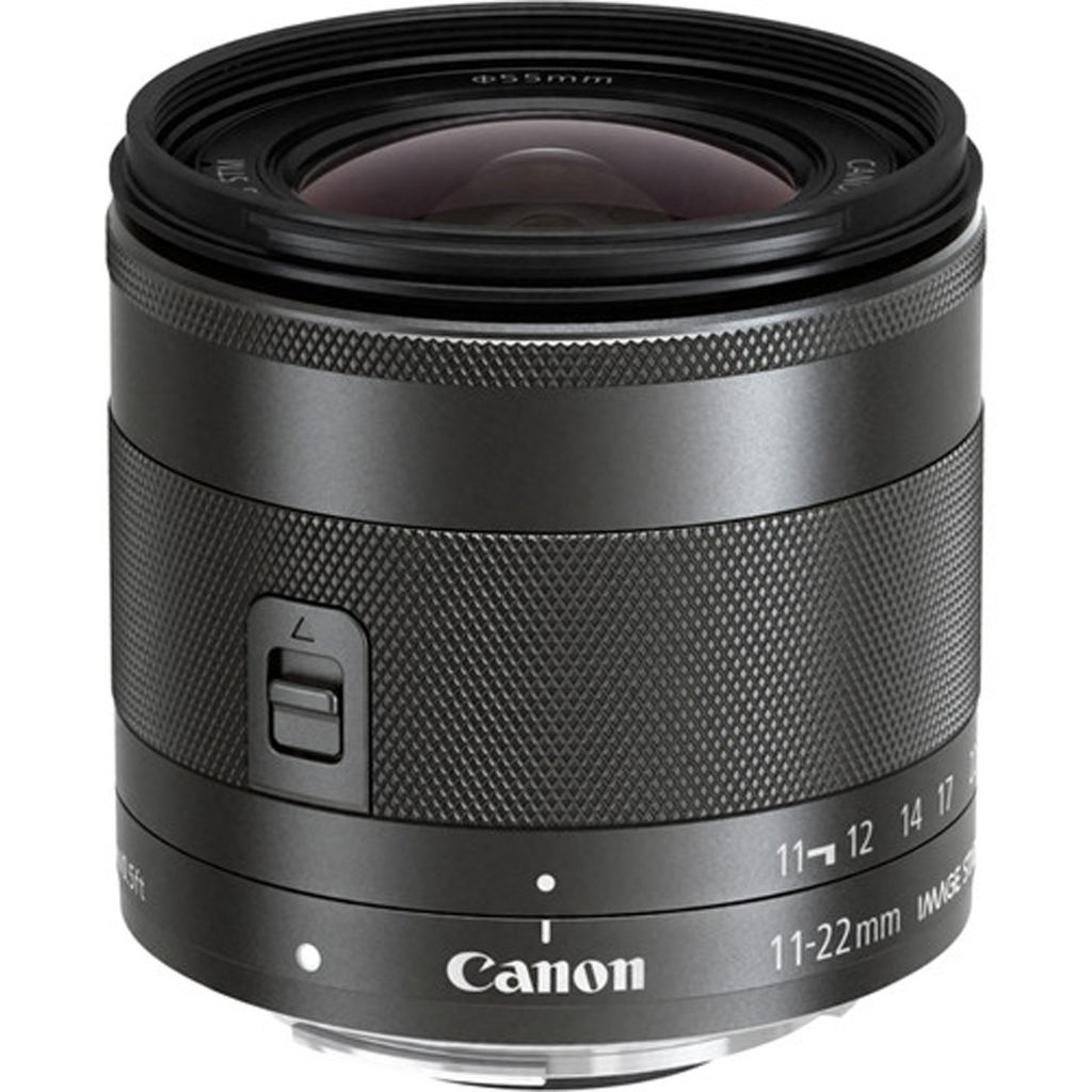Canon EF-M 11-22mm 1:4-5,6 IS STM