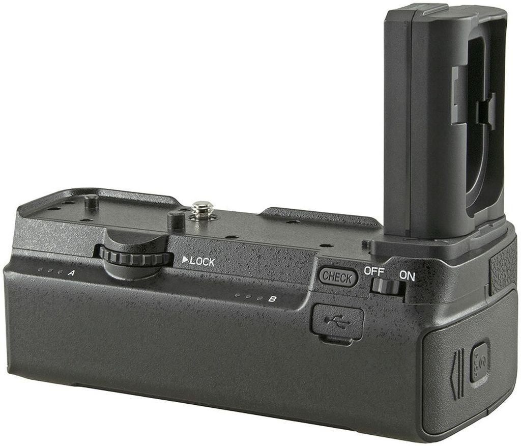 Jupio JBG-N017 Batteriegriff für Nikon Z6/Z7 inkl. Funkfernauslöser