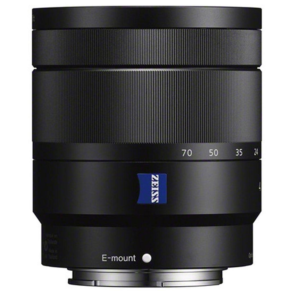 Sony SEL 16-70mm 1:4,0 ZA ZEISS Vario-Tessar T* OSS (SEL1670Z) E-Mount aus Set