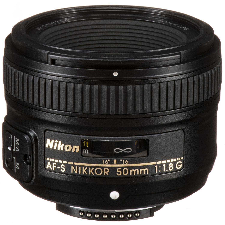 Nikon AF-S Nikkor 50mm 1:1,8 G