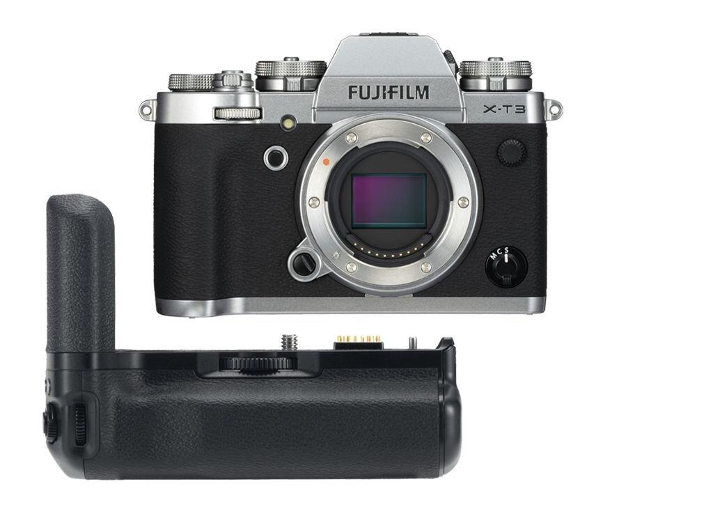 Fujifilm X-T3 silber inkl. Batteriegriff VG-XT3