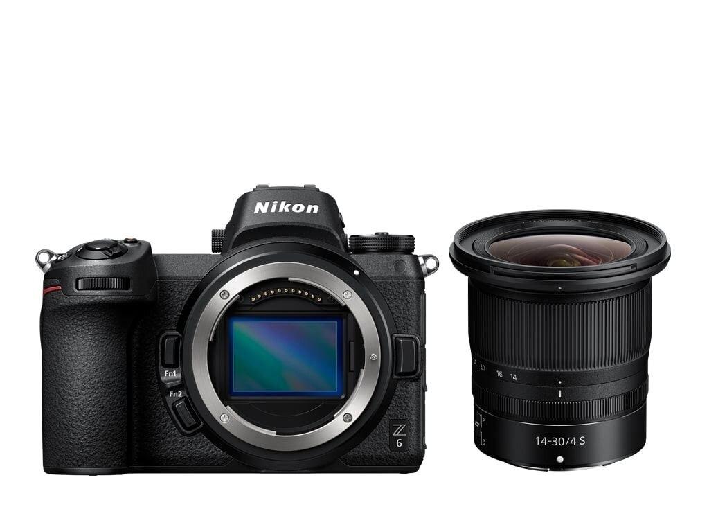 Nikon Z6 + NIKKOR Z 14-30mm 1:4,0 S