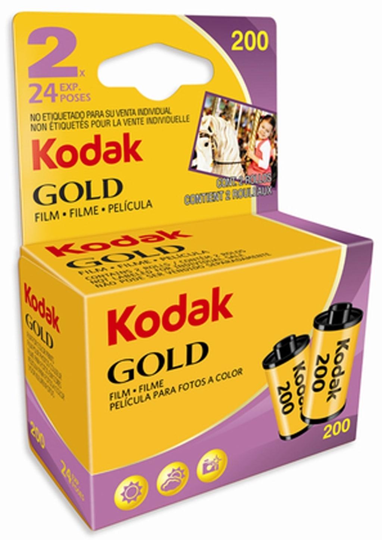 Kodak Film Gold 200 135/24 2er Pack