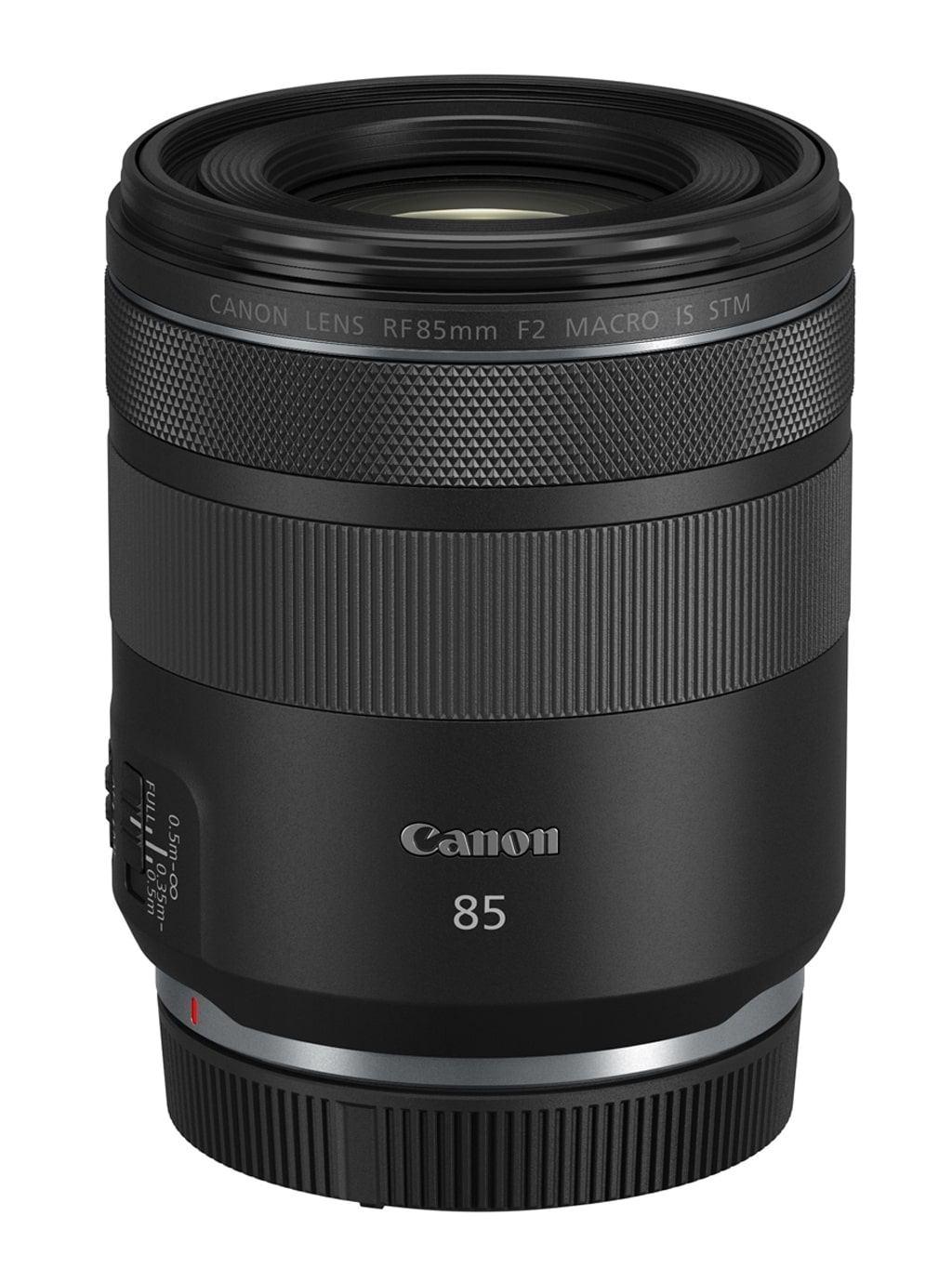 Canon RF 85mm 1:2,0 IS STM Makro