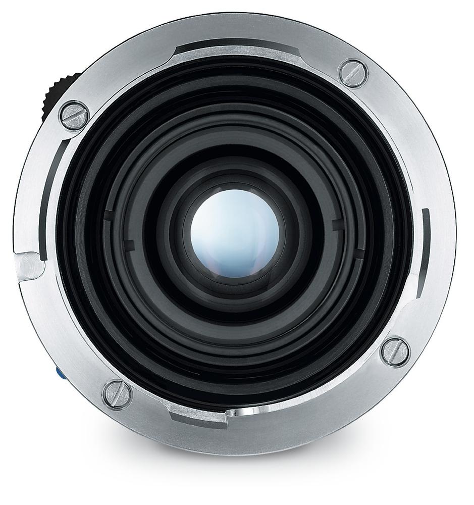 ZEISS Biogon T* 28mm 1:2,8 ZM f. Leica M silber