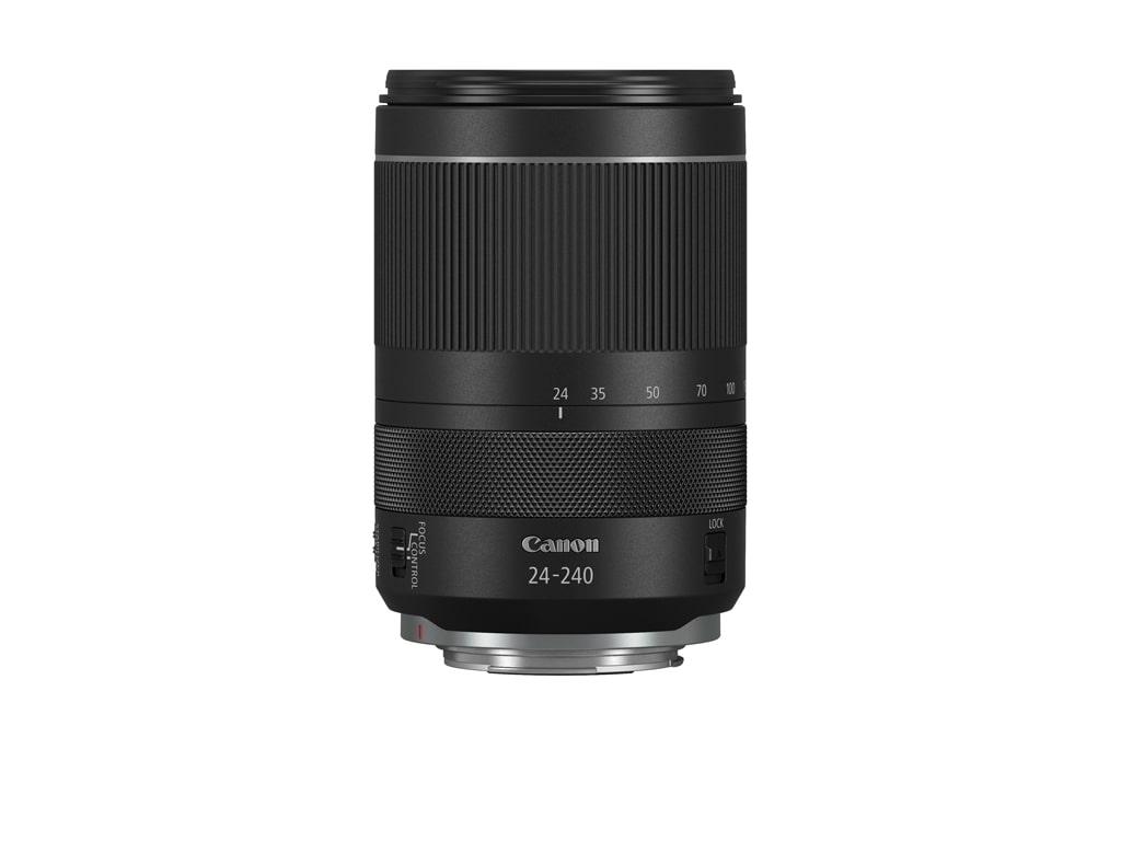 Canon RF 24-240mm 1:4-6,3 IS USM aus Set