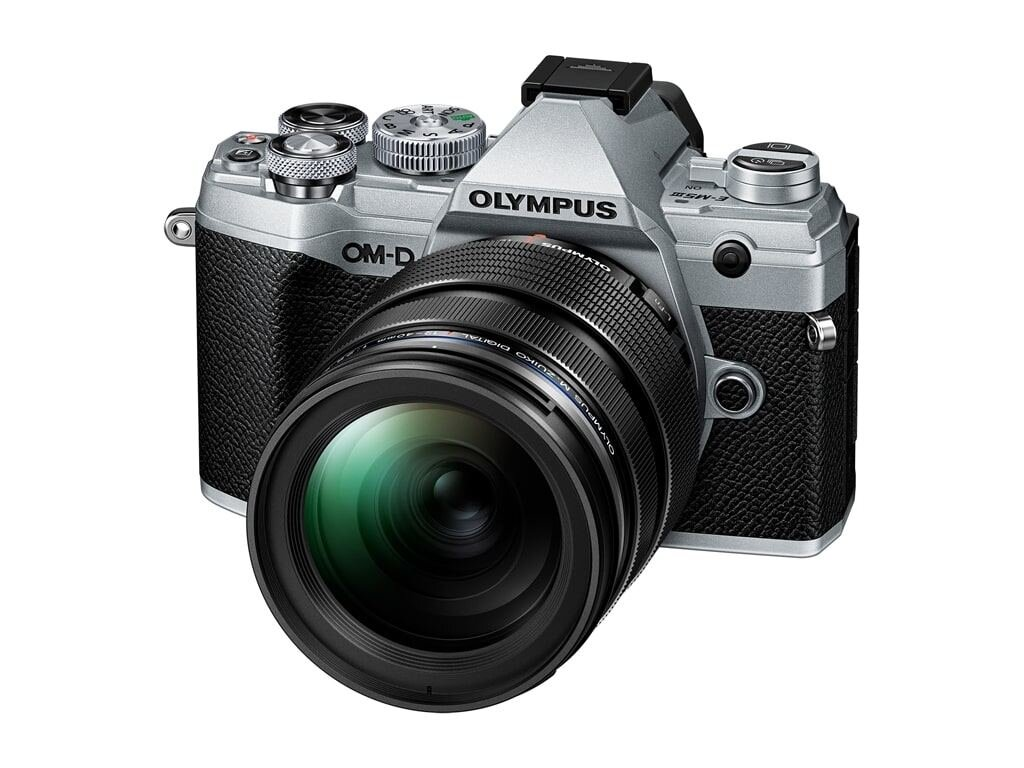 Olympus OM-D E-M5 Mark III silber + M.Zuiko Digital ED 12-40mm 1:2,8 Pro