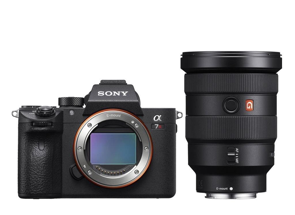 Sony alpha 7R III (ILCE7RM3B) inkl. SEL FE 16-35mm 1:2.8 GM (SEL1635GM)