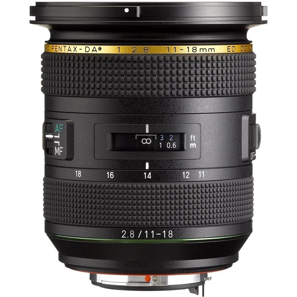 Pentax HD PENTAX-DA 11-18mm 1:2.8 ED DC AW