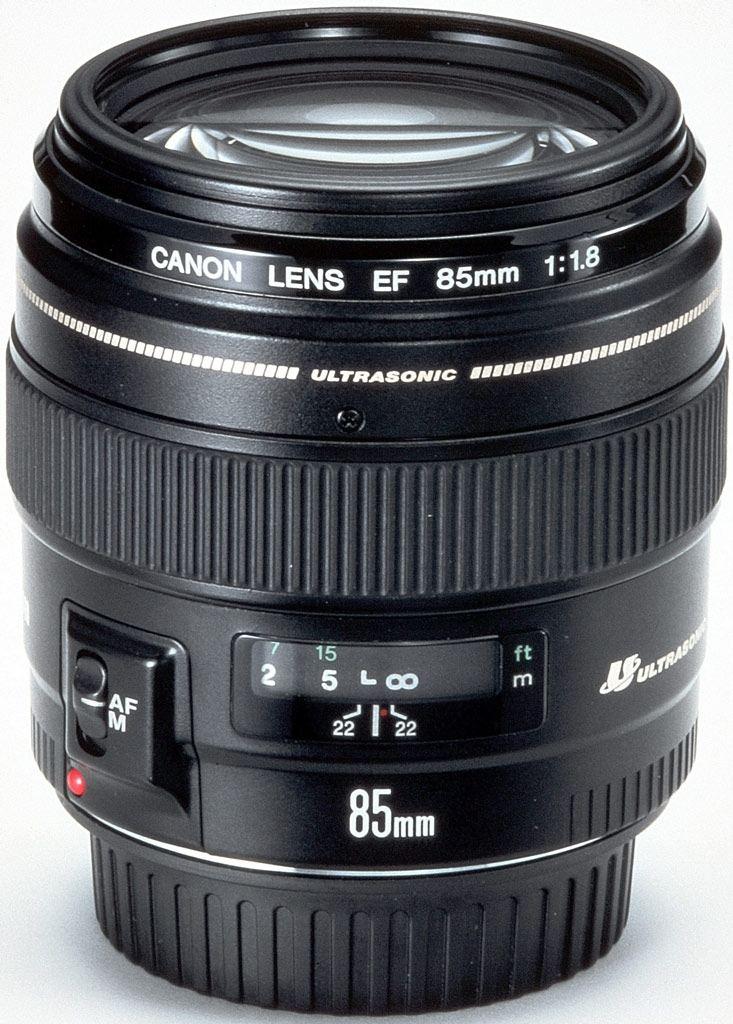 Canon EF 85mm 1:1,8 USM
