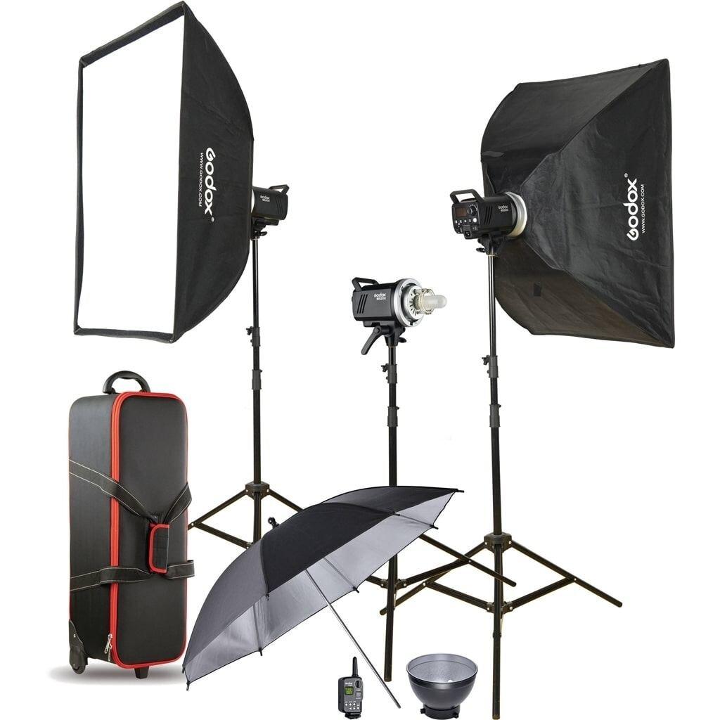 GODOX MS200 D Studioblitz-Kit