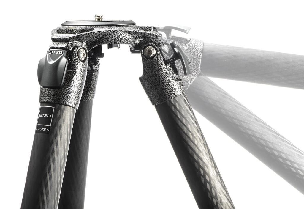 Gitzo GT3543LS Systematic Stativ, Serie 3 lang, 4 Beinsegmente