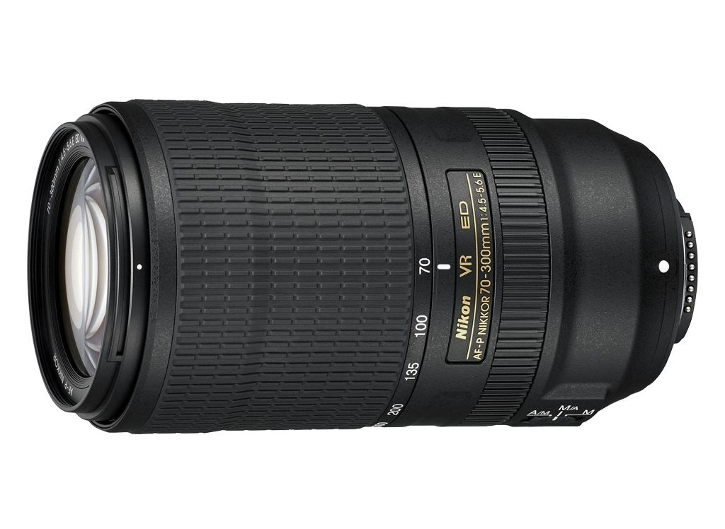Nikon AF-P 70-300 mm 1:4,5-5,6E ED VR