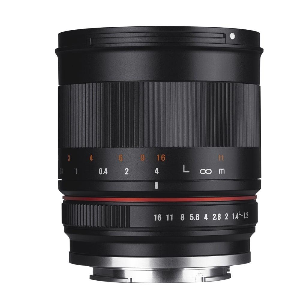 Samyang MF 50mm 1:1,2 APS-C für Sony E