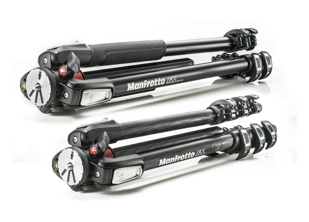 Manfrotto Stativ MT055XPRO3 Aluminium
