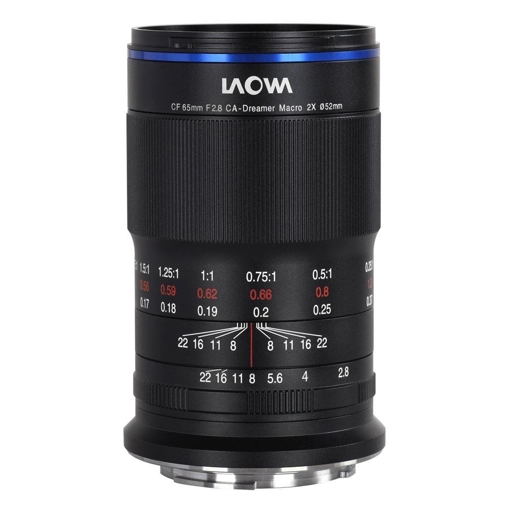 LAOWA 65mm 1:2,8 2X Ultra Macro APO für Canon EF-M