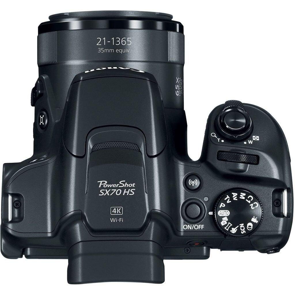 Canon PowerShot SX70 HS schwarz Special Edition