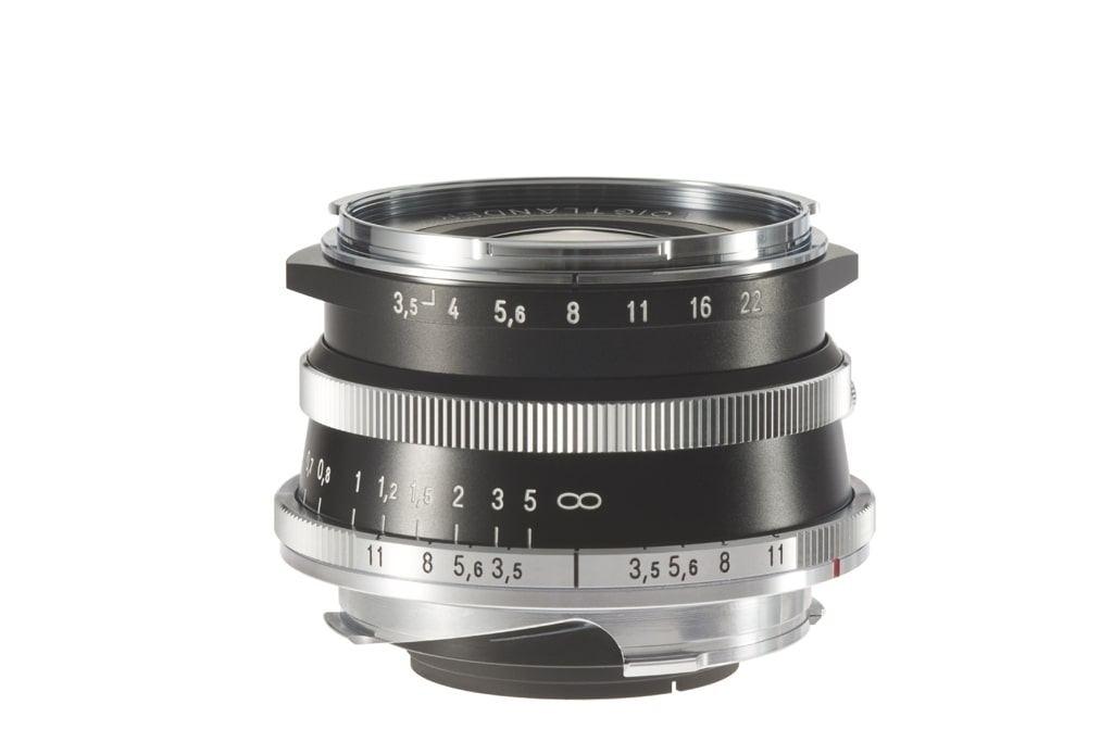 Voigtländer VM 21mm 3,5 Color Skopar asphärisch Leica M schwarz