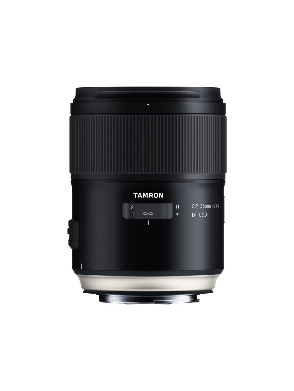 Tamron SP 35mm 1:1,4 Di USD für Canon EF