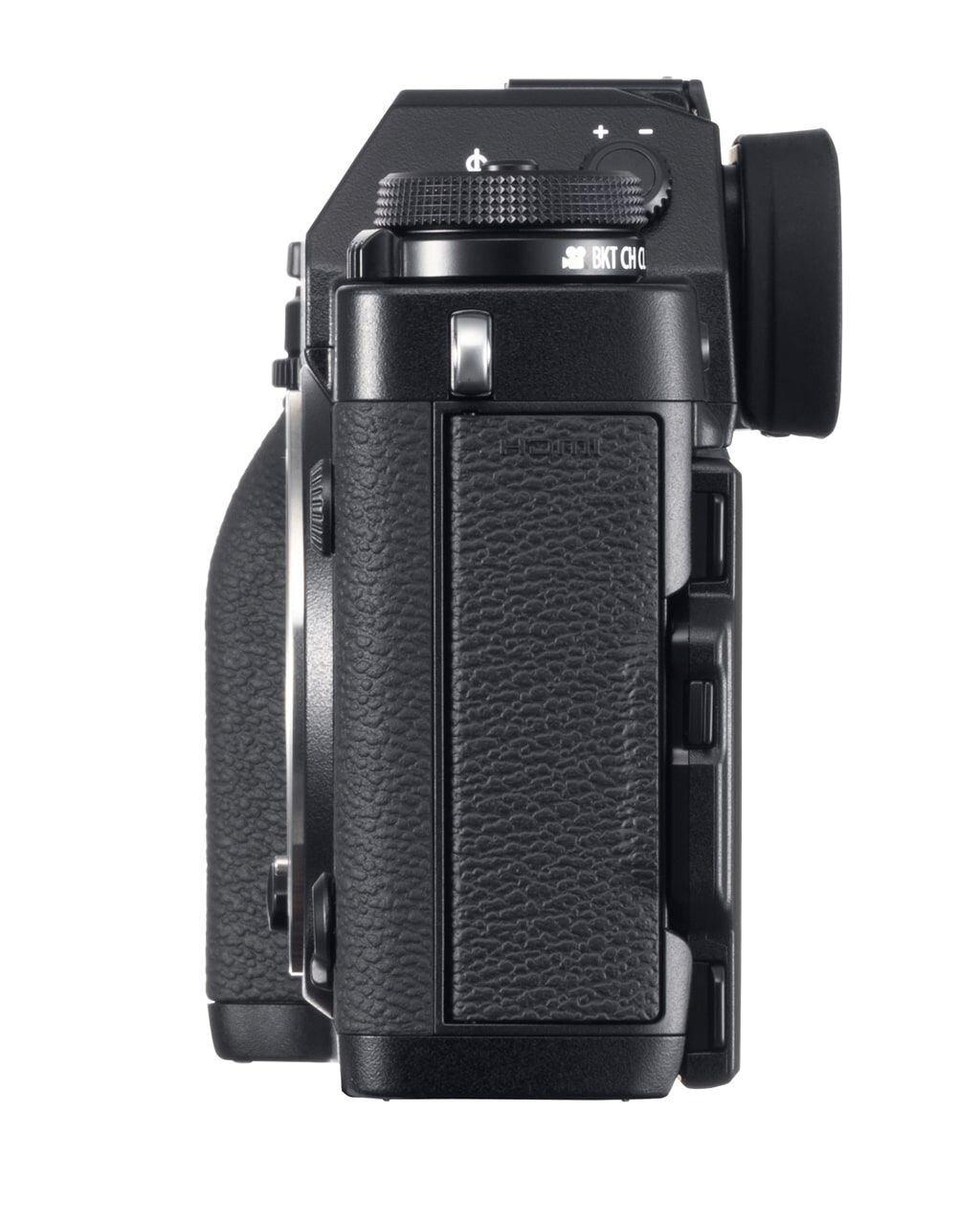 Fujifilm X-T3 schwarz Gehäuse