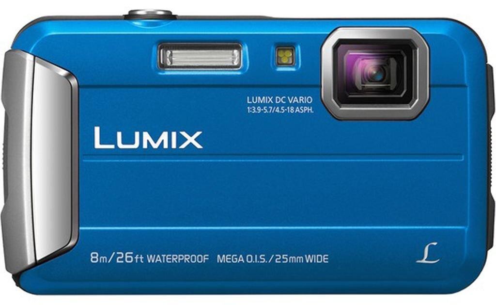 Panasonic Lumix DMC-FT30 blau