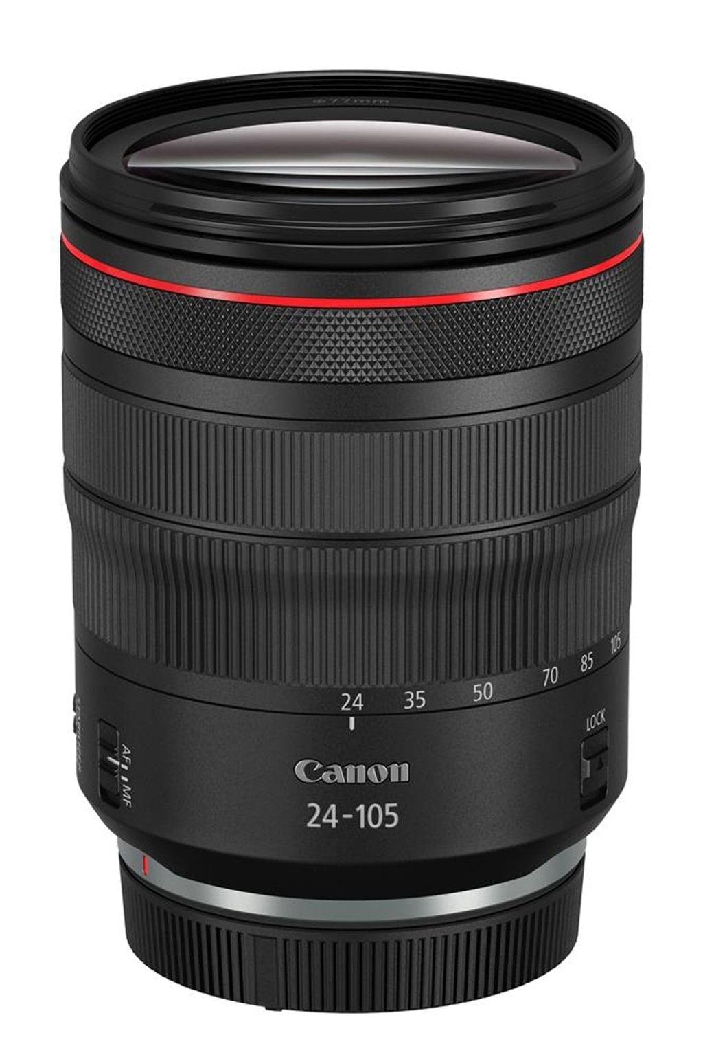 Canon RF 24-105mm 1:4,0 L IS USM aus Set