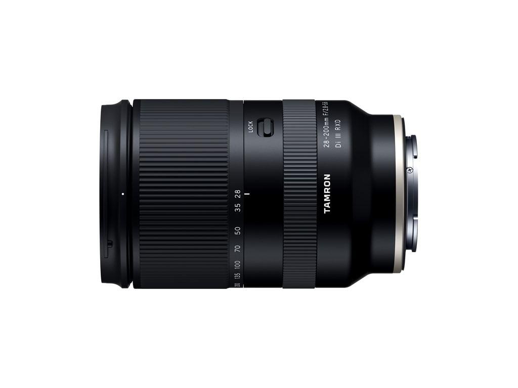 Tamron 28-200mm 1:2,8-5,6 Di III RXD für Sony E-Mount