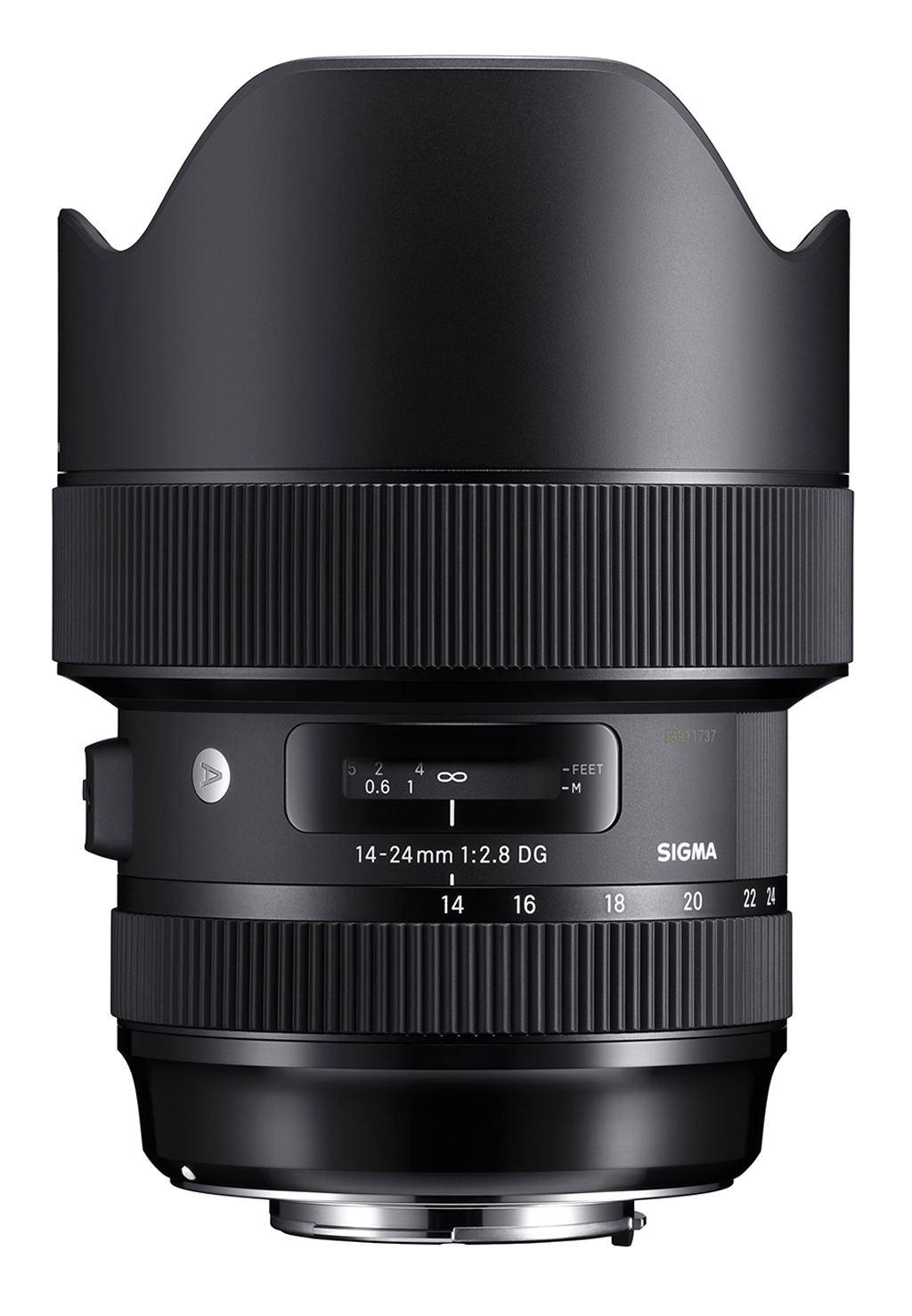 Sigma 14-24mm 1:2.8 DG HSM Art für Nikon