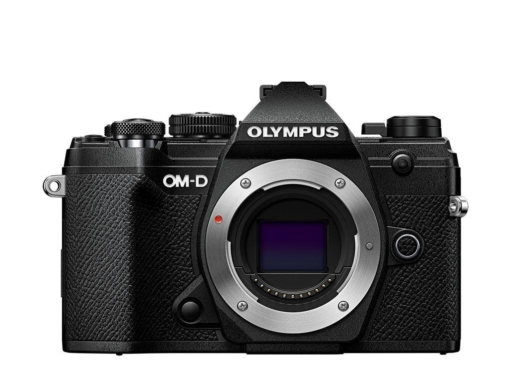 Olympus OM-D E-M5 Mark III schwarz + M.Zuiko Digital ED 12-40mm 1:2,8 Pro