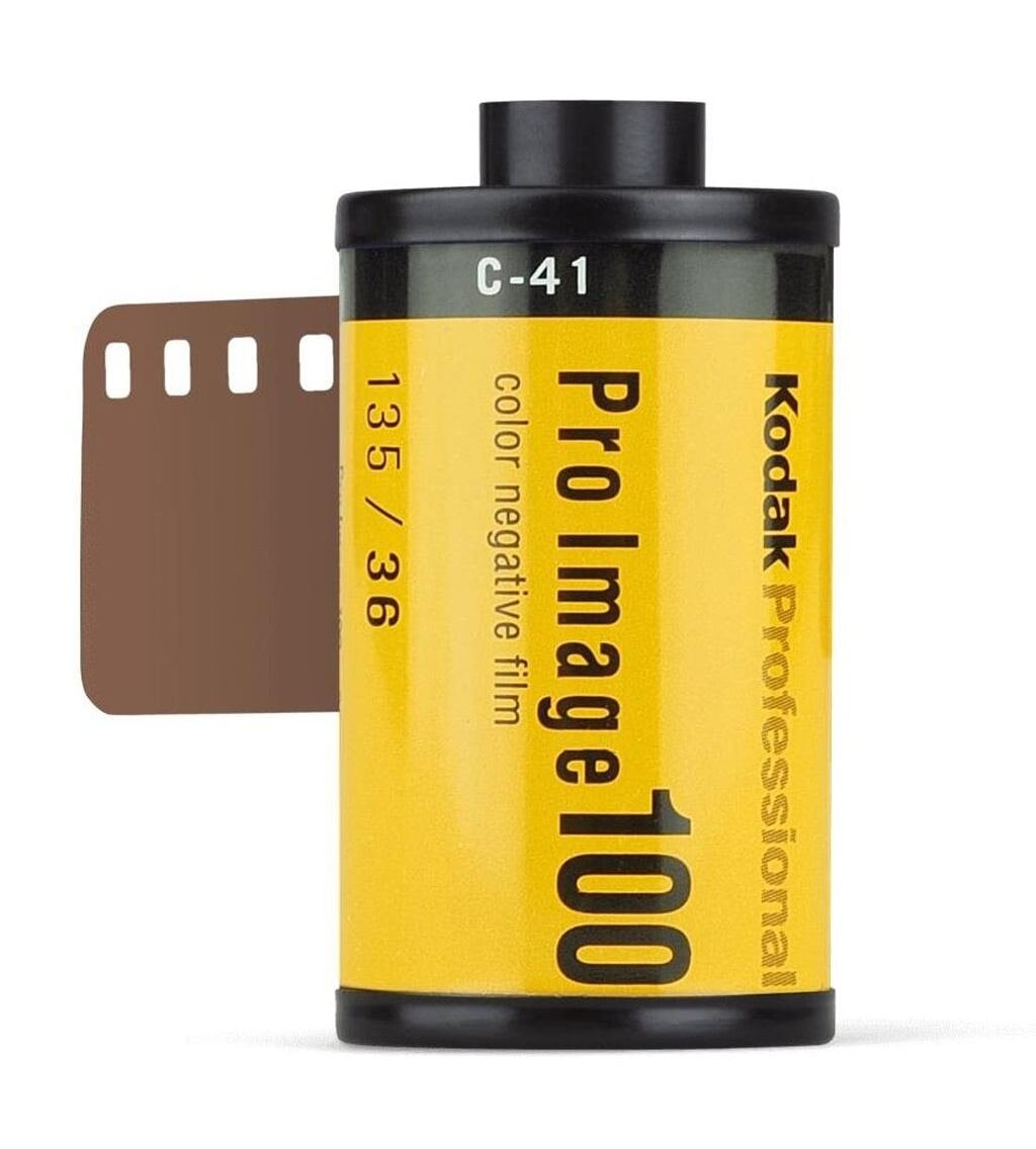 Kodak Film Pro Image 100 135/36 KB Farbnegativ einzeln