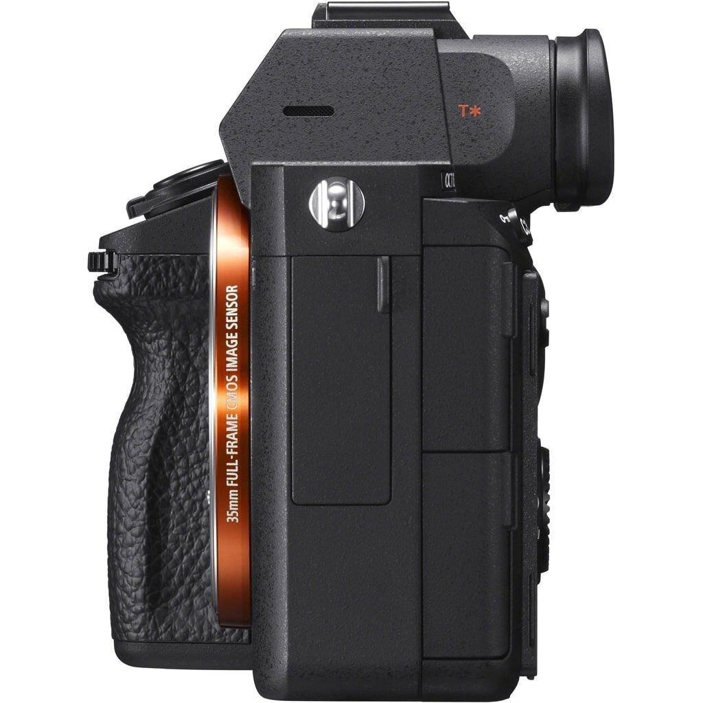 Sony alpha 7 III (ILCE7M3B) + SEL FE 85mm 1:1,8 (SEL85F18)