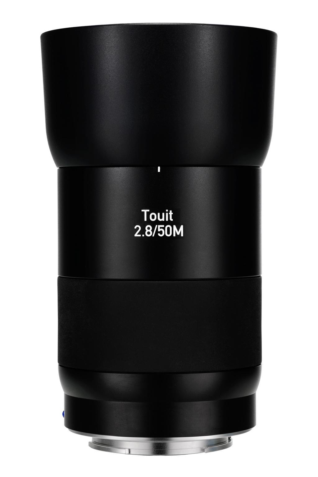 ZEISS Touit 50mm 1:2,8 Makro für Sony (E-Mount)