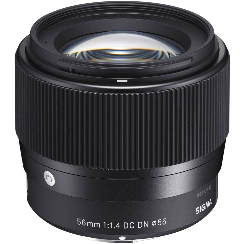 Sigma 56mm 1:1.4 DC DN für MFT