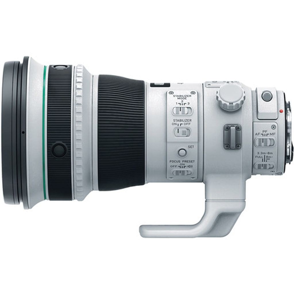 Canon EF 400mm 1:4,0 DO IS II USM