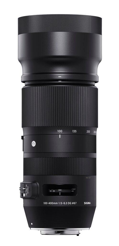 Sigma 100-400mm 1:5,0-6,3 DG OS HSM Contemporary für Canon EF