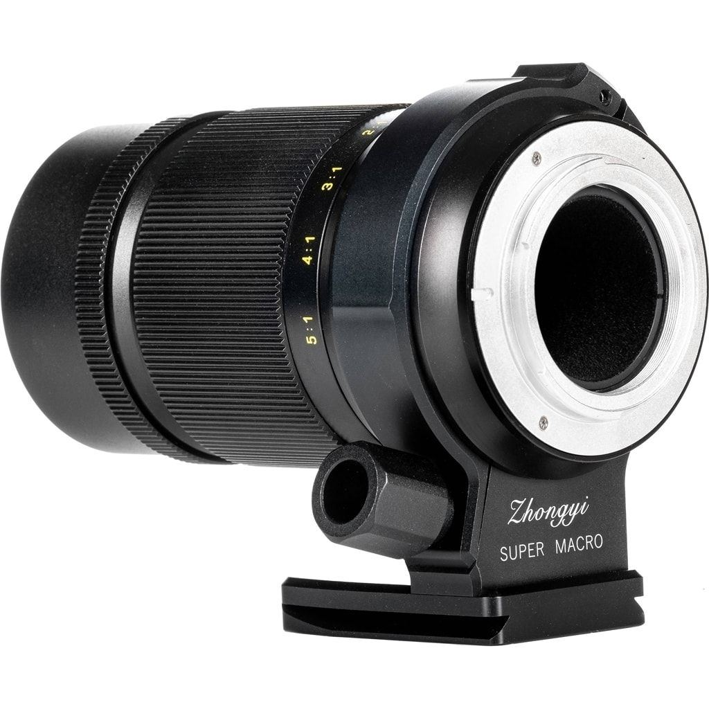 Zhongyi Mitakon Creator Super Macro 85mm 1:2.8 für Pentax K