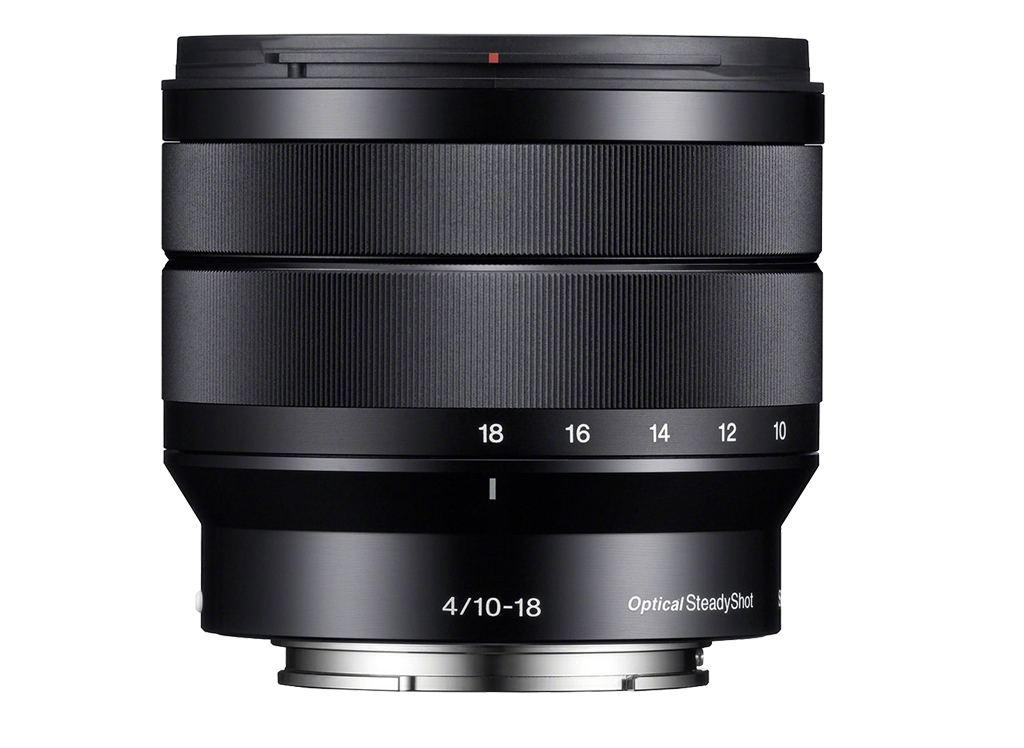 Sony SEL 10-18mm 1:4,0 OSS (SEL1018) E-Mount