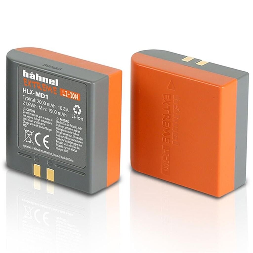 Hähnel HLX-MD1 Akku für MODUS 600RT