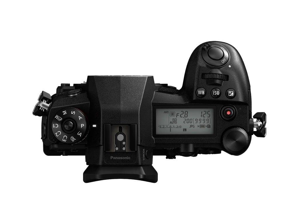 Panasonic LUMIX DC-G9 Gehäuse