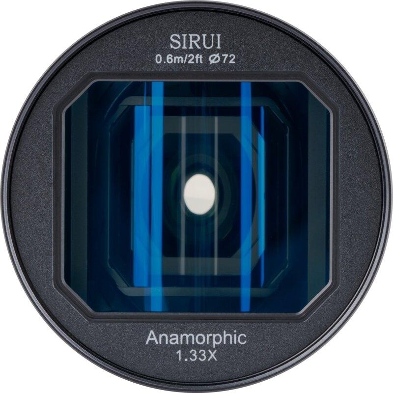 SIRUI SR24-MFT 24mm f2.8 1.33X anamorphes Objektiv (M4/3 Mount)