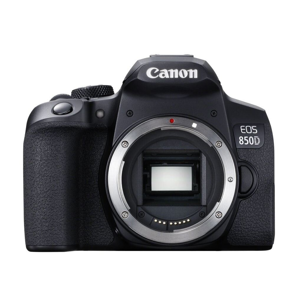 Canon EOS 850D + EF-S 18-135mm 1:3,5-5,6 IS USM