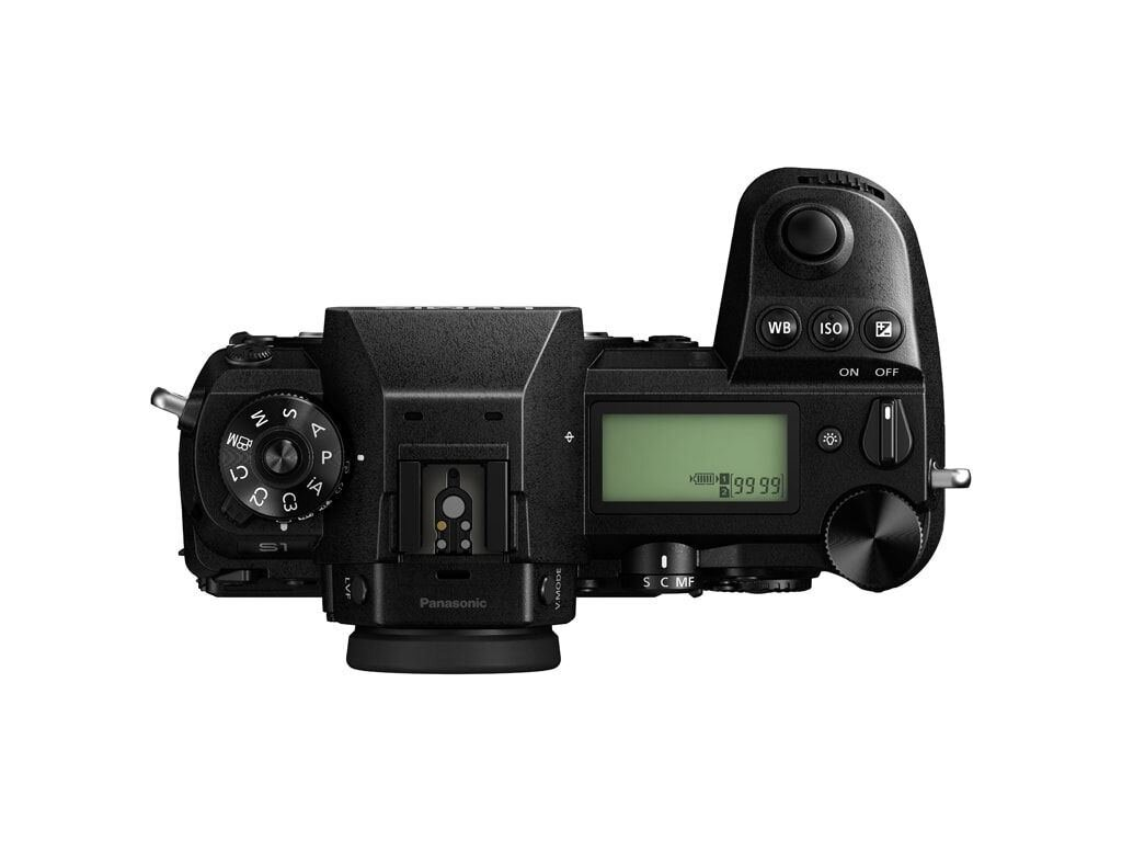 Panasonic LUMIX DC-S1 + LUMIX S PRO 24-70mm 1:2,8