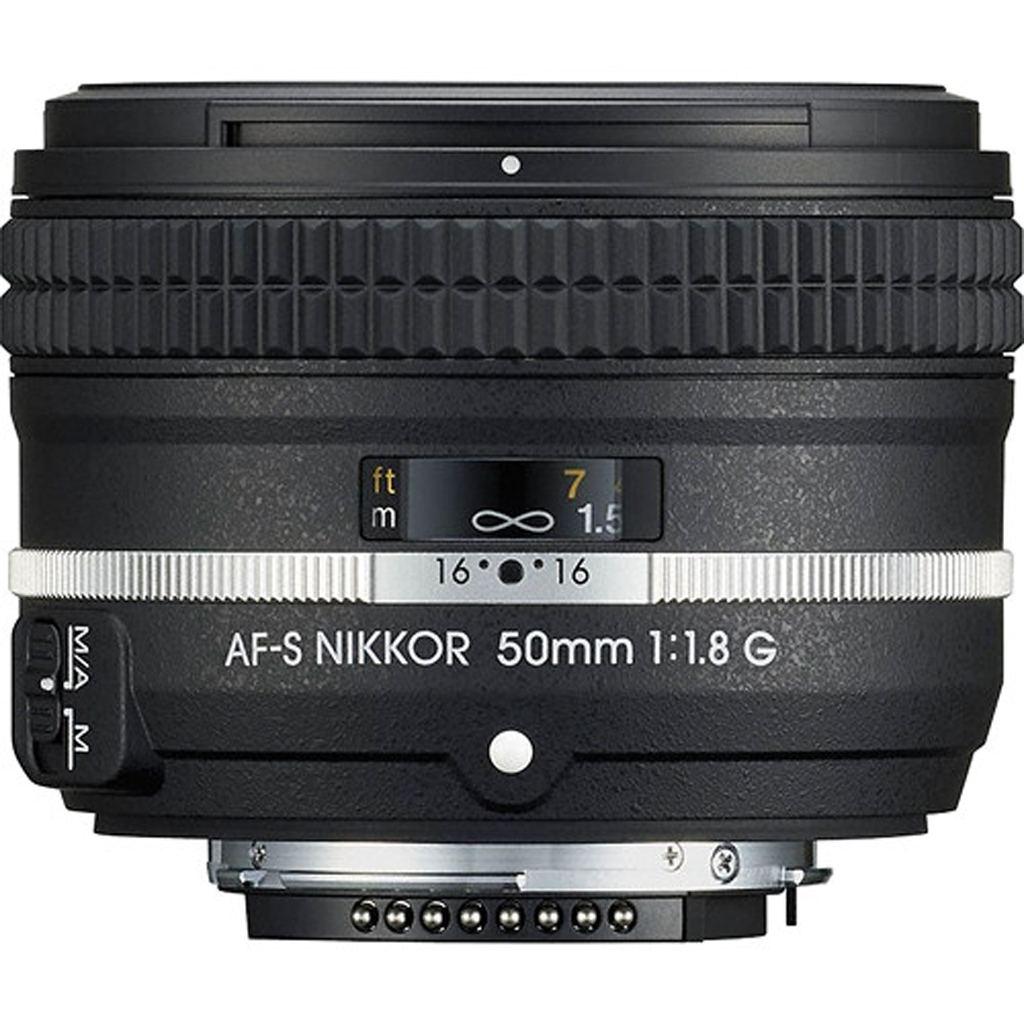 Nikon AF-S 50mm 1:1.8 NIKKOR Special Edition