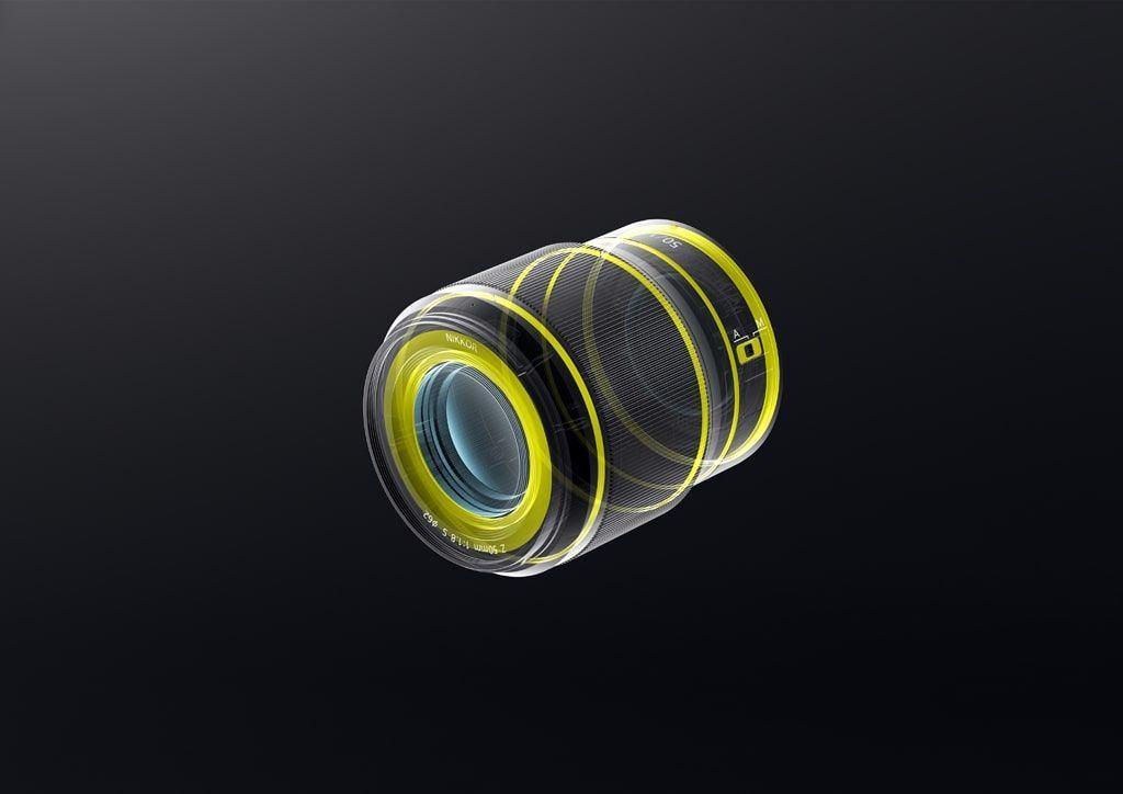 Nikon NIKKOR Z 50mm 1:1,8 S