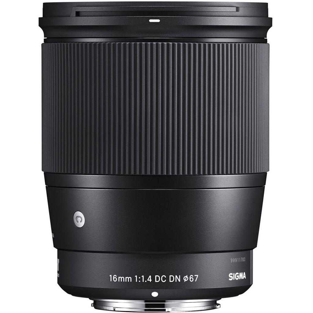 Sigma 16mm F1.4 DC DN Contemporary für Sony E-Mount
