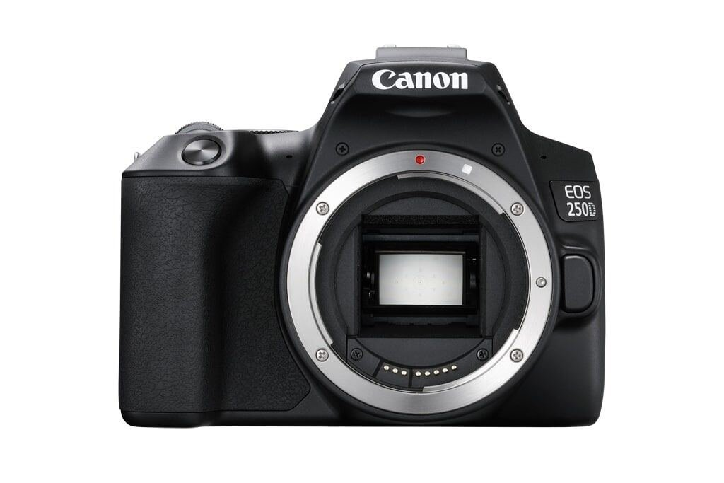 Canon EOS 250D inkl. EF-S 18-135mm 1:3,5-5,6 IS STM