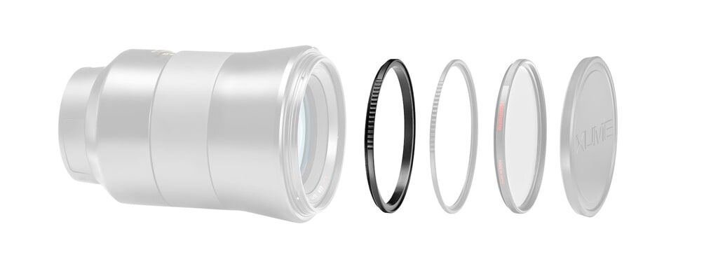 Manfrotto XUME Objektivadapter 82mm