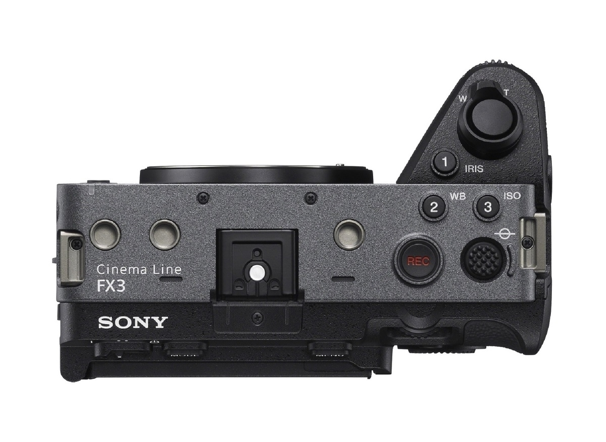 Sony Alpha ILME-FX3 (ILME-FX3) + Sony SEL FE 24-70mm 1:2,8 GM (SEL2470GM)