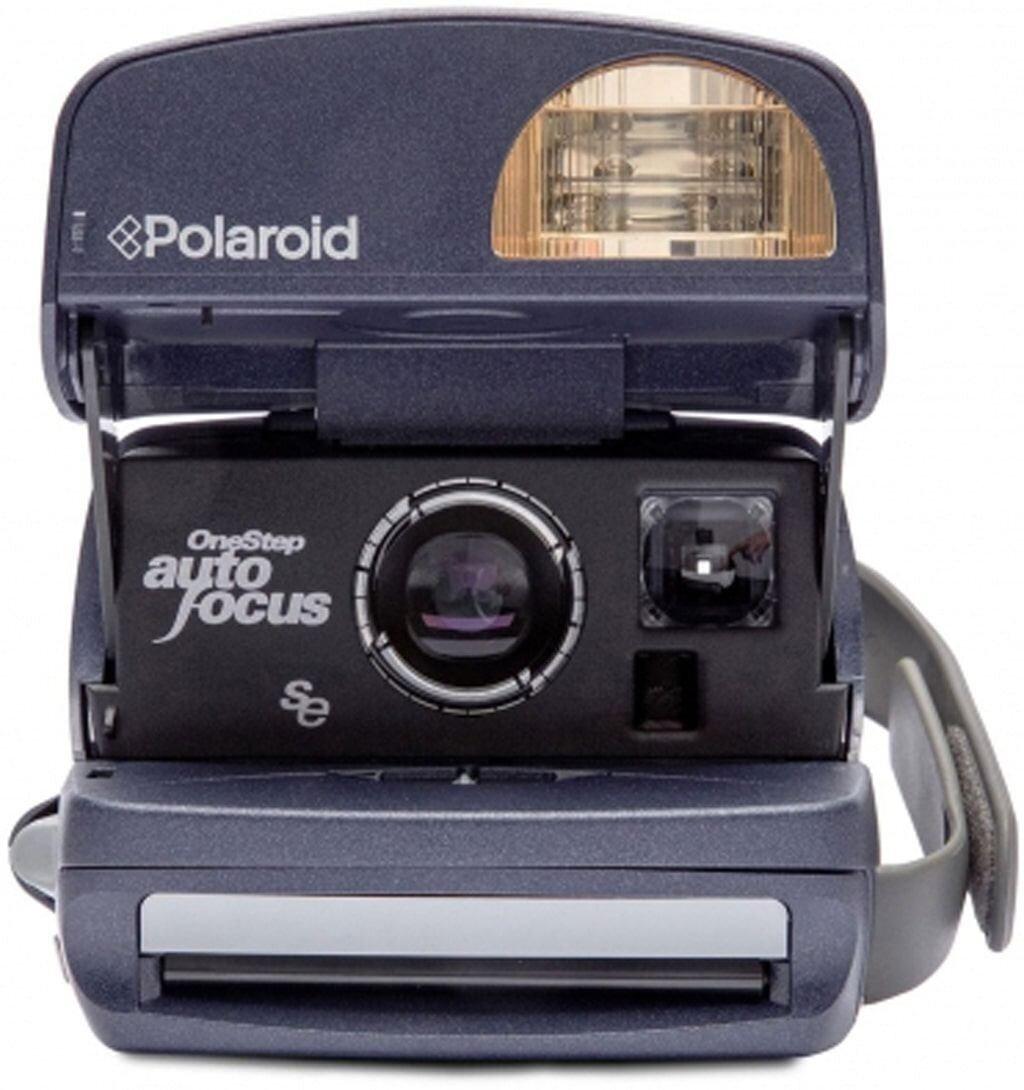 Polaroid 600 ROUND Sofortbildkamera refurbished Vintage